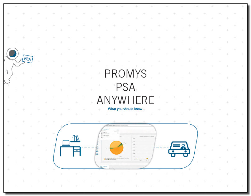 Promys Releases Device-Independent PSA Software Solution, PSA Anywhere