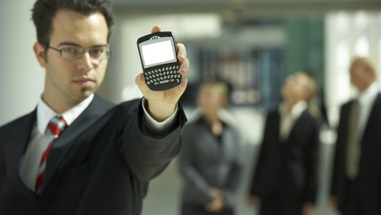 Promys Anywhere PSA Software Announces BlackBerry Support