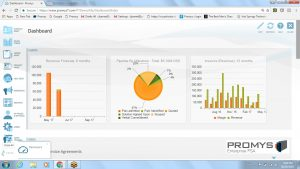 Managed Services Dashboard