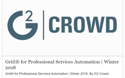 Promys Scores High on G2Crowd Grid for Professional Services Automation