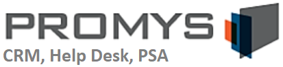 Enterprise CRM/PSA/Helpdesk Software by Promys