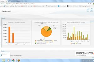 Promys PSA business software releases Managed Services/Subscriptions Recurring Billing Module & Managed Services/Subscriptions Profitability Tracker
